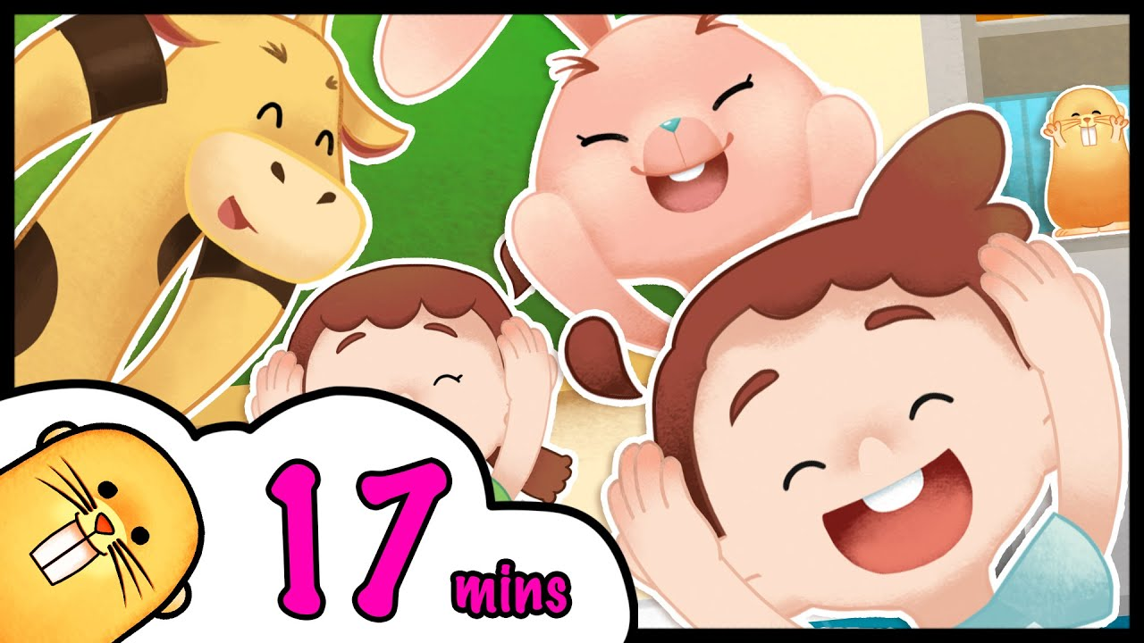 Download 🙆🏻♂️ Head, Shoulders, Knees and Toes🦶🏻 and 6 More | Compilation