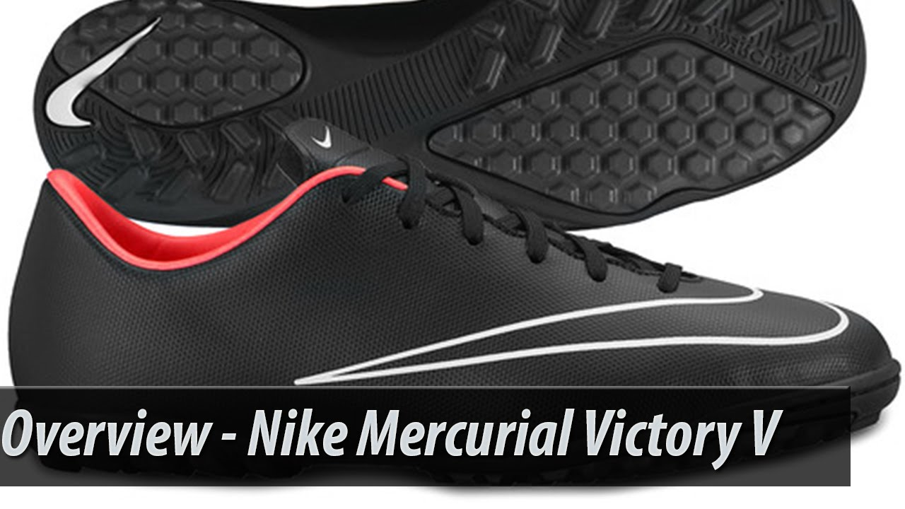 b94891b6c868 Overview - Nike Mercurial Victory V  Astro Turf  - YouTube