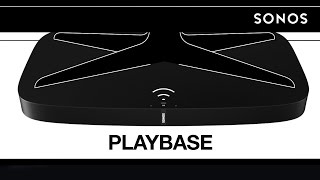 Sonos PLAYBASE (UK)