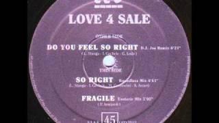 Love 4 Sale - Fragile (Esoteric Mix)