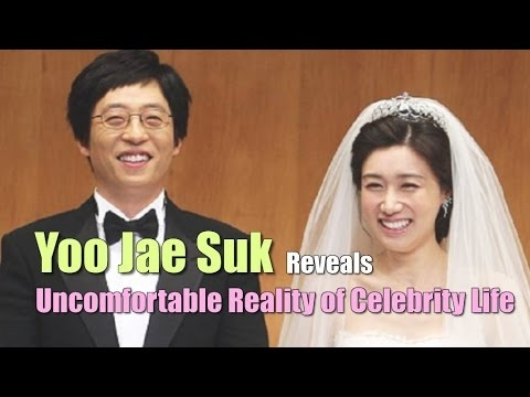 Mc Yoo Jae Suk Reveals Uncomfortable Reality Of Celebrity Life New 2017