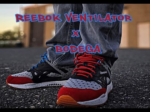 Reebok Ventilator x Bodega - Couple of Kicks Episode 17 41c46f964