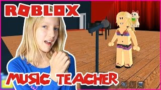 Video I'm the Music Teacher / Roblox Highschool download MP3, 3GP, MP4, WEBM, AVI, FLV September 2017