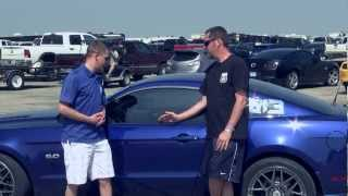 Texas Mile: Supercharged 2013 Mustang GT Quest For 180 MPH W/Out Takes