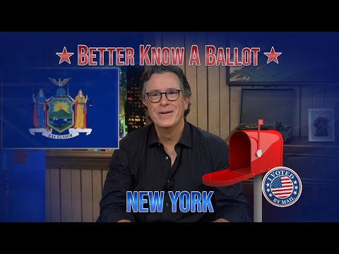 """New York, Confused About Voting In The 2020 Election? """"Better Know A Ballot"""" Is Here To Help!"""