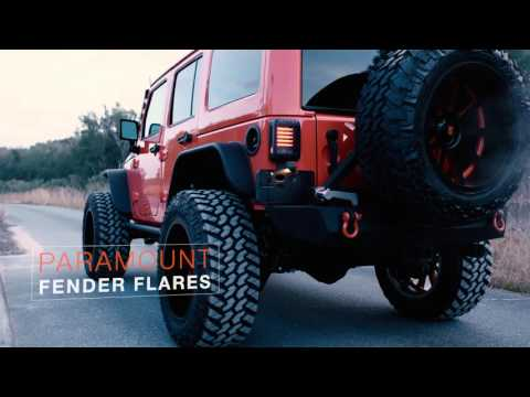"Sprintex Supercharged Jeep JK Build on 37"" Tires"