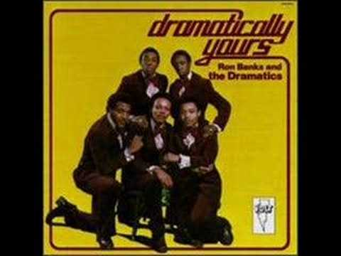 The Dramatics - I Dedicate My Life to You