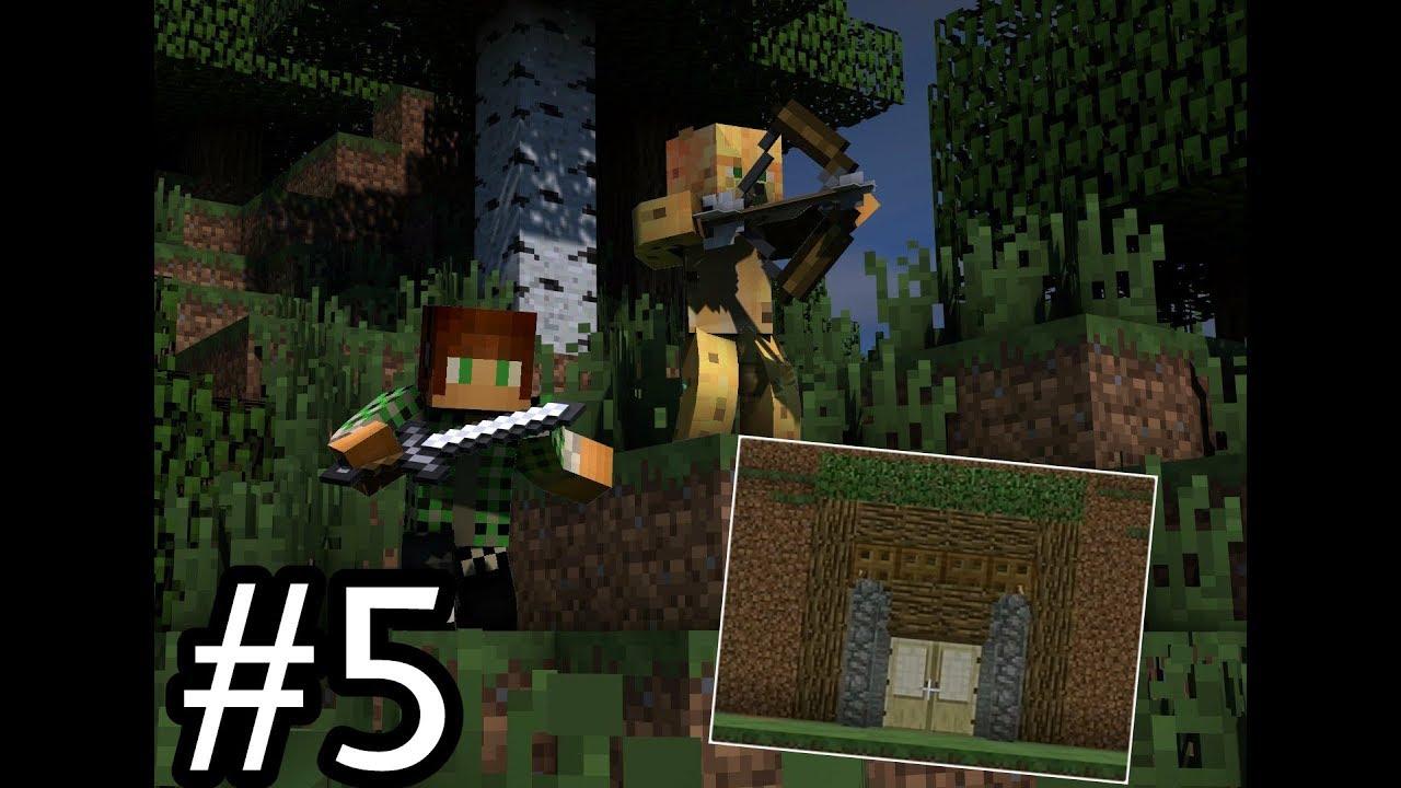 Case Di Montagna Minecraft : Ocecraft survival w silver la casa nella montagna
