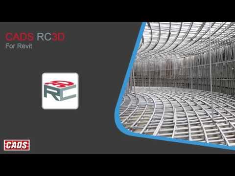 CADS RC3D for Revit
