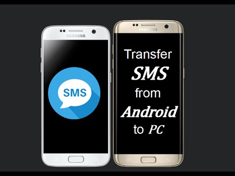 How To Copy Text Messages From Android To Pc
