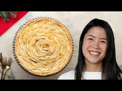 How To Make Inga's Apple Tart • Tasty