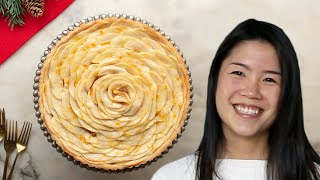 How To Make Inga's Apple Tart •Tasty