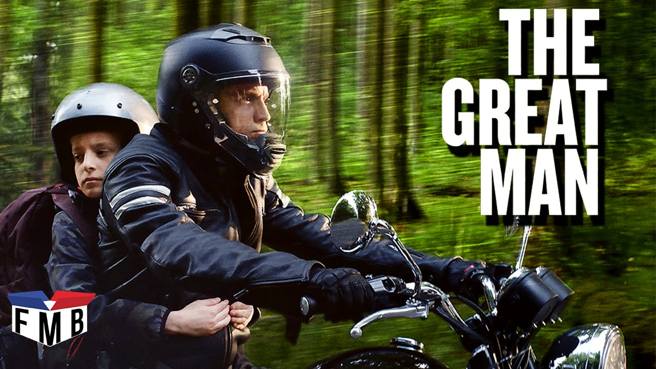 The Great Man - Official Trailer #1 - French Movie