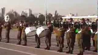 Escuela de Suboficiales de Carabineros de Chile 2013-(Carlos y Cristian Amaro)-pràctica (AMARO)