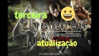 Saiu a teceira versão da Copia de Resident Evil 4 para Android !!! 😱