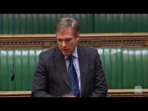Henry Smith MP urges Gatwick Airport rail infrastructure improvements