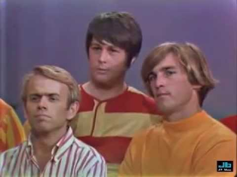 The Beach Boys - California Girls (Jack Benney Show)