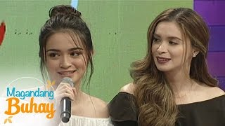 magandang buhay sunshine is very proud of her daughter angelina