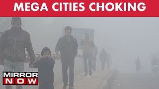 Life Threatening Pollution Engulfs Mega Cities, Pollution Level Spikes Up In Mumbai After Delhi