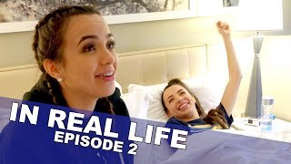 IN REAL LIFE  2 - Merrell Twins - New York Trip