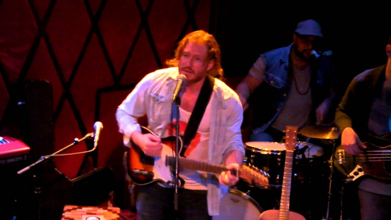 joe marson levon leave the band at rockwood music hall youtube