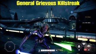 General Grievous Killstreak - Star Wars Battlefront ll