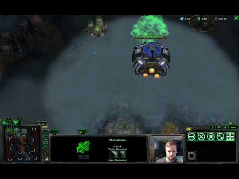 Full Twitch Stream (Mass Ravens) - Masters Terran