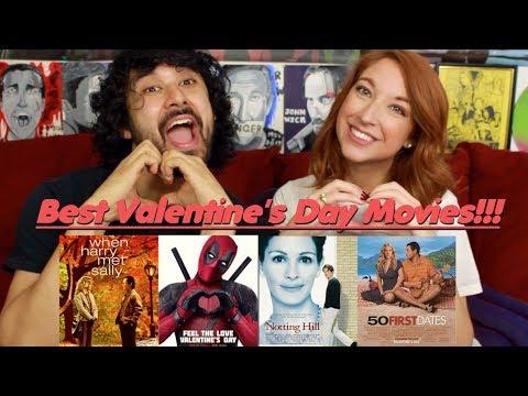 BEST MOVIES TO WATCH ON VALENTINE'S DAY!!!
