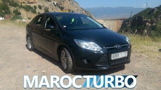 Essai Ford Focus Au Maroc - تجربة قيادة فورد فوكس بالمغرب