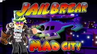 🔴Jailbreak VIP SERVER + NEW UPDATE SOON?! ROBLOX Jailbreak AND Mad City Live