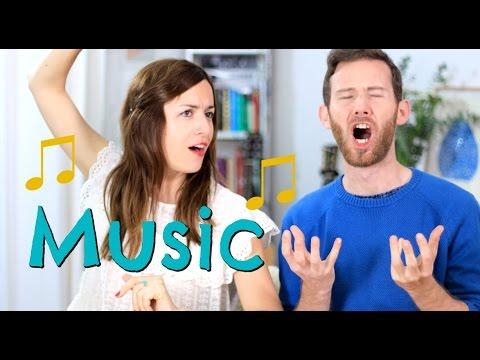 Vocabulario: MUSIC - Clase de inglés - música