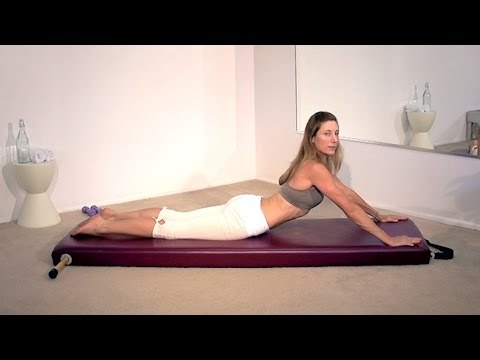 Pilatesology Pilates Beginner Mat Class in 15 min Workout