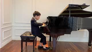 난파콩쿨 2학년 1등 Beethoven sonatina…