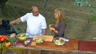 Bringing It Home - Chef Sean OToole - Pear Salad with Blue Cheese