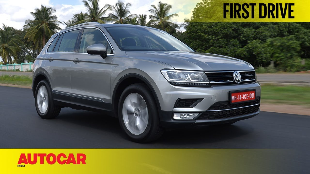 Volkswagen Tiguan First Drive Autocar India Youtube