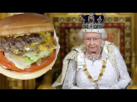 People In London Try In-N-Out For The First Time