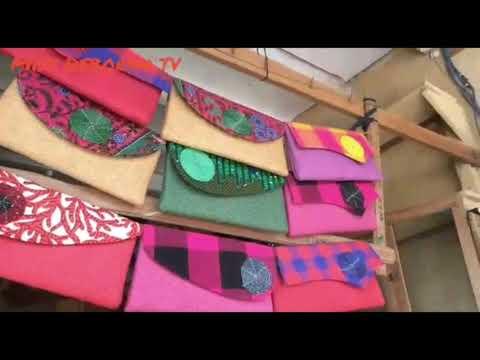 Amazing Liberian Craft and Arts In Monrovia, Liberia 🇱🇷
