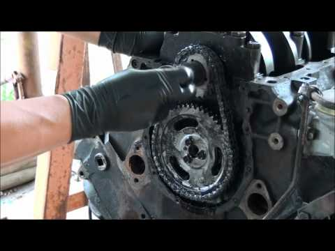 TIMING CHAIN INSTALLATION BIG BLOCK / SMALL BLOCK CHEVY HOW TO DO IT
