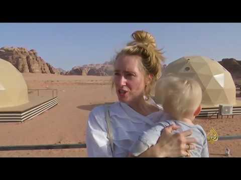 هذا الصباح-وادي رم.. تجربة تخييم فريدة بصحراء الأردن  - نشر قبل 13 ساعة