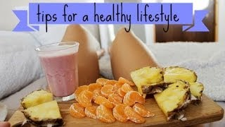 ✿ My Tips for a Healthy Lifestyle ✿ Thumbnail