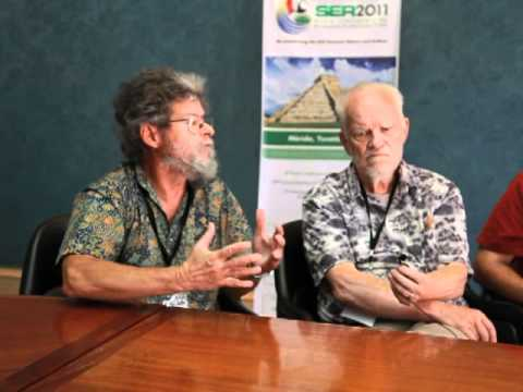 Dr. Tom Goreau on Rock Dust and Biochar as a Strategy for Carbon Sequestration at SER2011