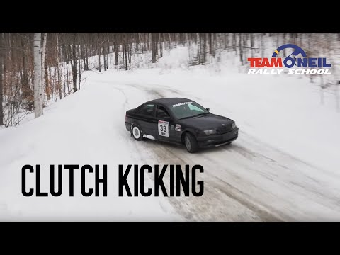 Clutch Kicking Explained For Drift And Rally