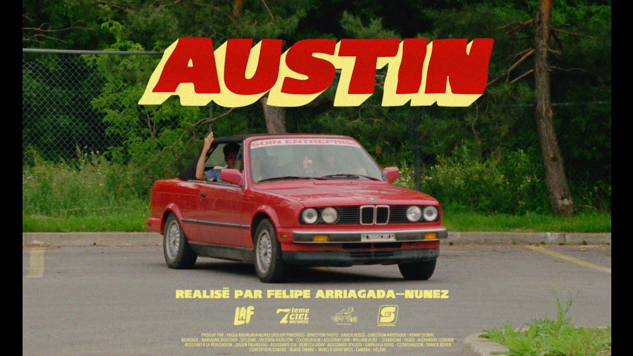 LaF - Austin // Vidéoclip officiel