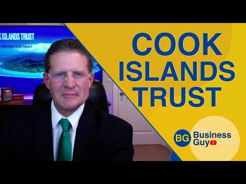 Cook Islands Trust - Offshore Asset Protection from Lawsuits
