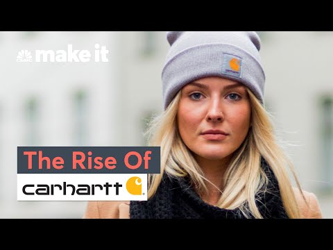 How A $16 Hat Made Carhartt A Billion-Dollar Brand