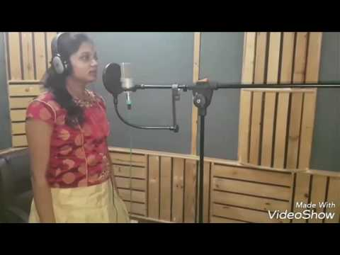Emannavo song cover by vijitha teju