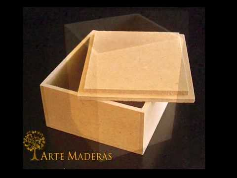 hacer cajas de madera