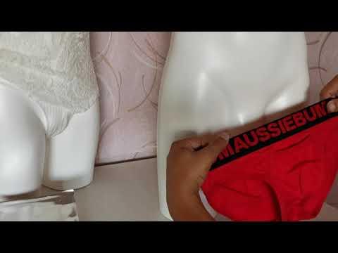 Обзор мужских трусов с карманом Aussiebum Pocket Jockit Red Brief AB00229