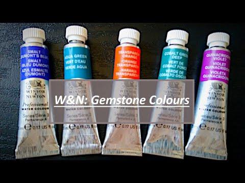 Winsor & Newton Jewel Watercolours
