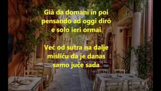 Eros Ramazzotti - Solo ieri (prevod na srpski)